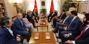 HDP'den Saadet Partisi'ni ziyaret
