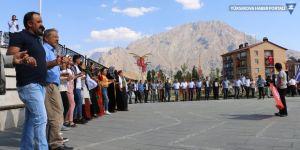 Hakkari'de Dünya Barış Günü kutlandı