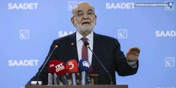 Temel Karamollaoğlu: İçişleri Bakanı'na kimseyi perişan etme hakkı verilmemiştir