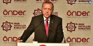 Erdoğan: ABD güvenli bölgeyi YPG için istiyor