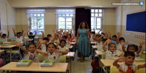 Okullar yeni döneme bugün başladı