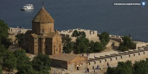 Akdamar'ı 8 ayda 162 bin kişi ziyaret etti