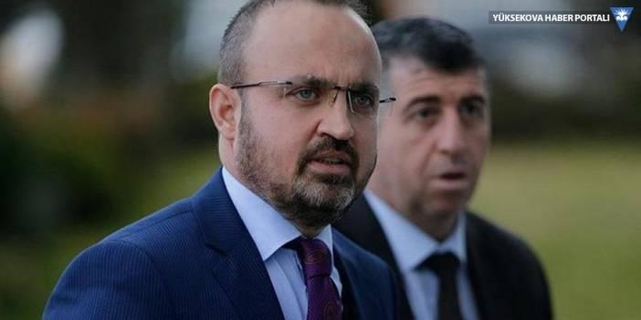 AK Partili Turan'dan 'çoklu baro' için kararlılık açıklaması
