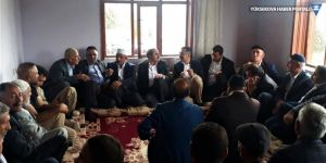 Özalp'ta husumetli iki aile barıştırıldı