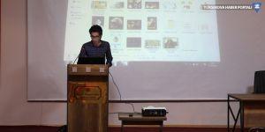 İranlı doktor Van'da seminer verdi
