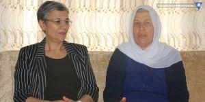 Leyla Güven Şenyaşar ailesini ziyaret etti