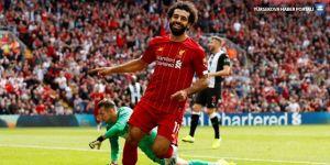 Liverpool ligde 5'te 5 yaptı