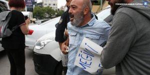 Cemal Yıldırım'ın AK Parti önündeki eylemine izin verilmedi