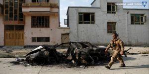 Afganistan'da Eşref Gani'nin katıldığı mitingde bombalı saldırı: 24 ölü, 31 yaralı