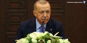Erdoğan ABD'de konuştu