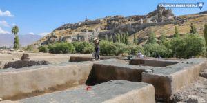 Urartu başkenti yeniden canlanıyor