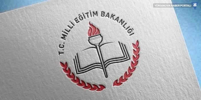 Milli Eğitim Bakanlığı, kaynak yetersizliği gerekçesiyle Şırnak'ta 13 okulun inşaatını durdurdu