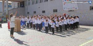 Başkale'de İlköğretim Haftası kutlandı