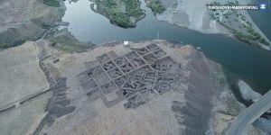 Bingöl'de 'dört katlı' tarih keşfedildi