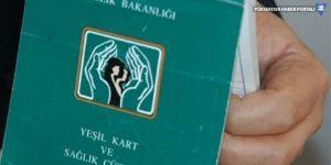 Yoksulluk büyüyor: Yeşil Karta muhtaç kişi sayısı 8 milyon 628 bine ulaştı