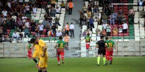 Amedspor, Türkiye Kupası'nda bir üst tura yükseldi