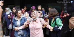 Polisten 'Harbiyeli Anneler'e gözaltı