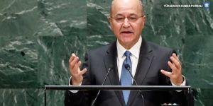 Irak Cumhurbaşkanı Berhem Salih, BM'de Kürtçe konuştu