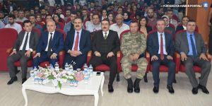 Hakkari Üniversitesi'nde akademik yıl açılış töreni
