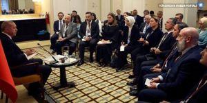 Erdoğan: 'Güvenli bölge'de takvim işliyor