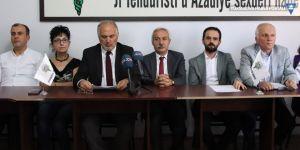 TTB: Kayyum ataması demokrasi cinayetidir