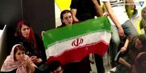 Kadın taraftar için İran'a heyet