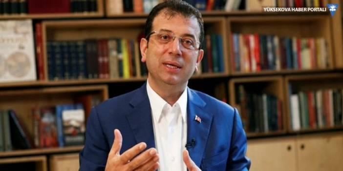 """İmamoğlu'ndan Erdoğan'a """"temel atmama töreni"""" yanıtı"""