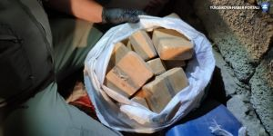Van'da 331 kilo 160 gram uyuşturucu ele geçirildi