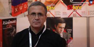 Kürt yayıncılığının en büyük sorunu Kürtçe okur azlığı