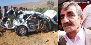 Yüksekova'daki kazada ağır yaralanan Demir, hayatını kaybetti