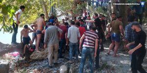 Çukurca'da suya kapılan 2 çocuk boğuldu