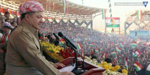 Barzani: Batı Kürdistan için temastayız