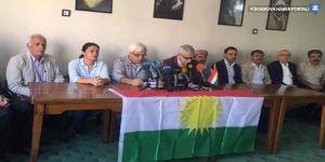 Kürt siyasi partileri: Harekat durdurulsun