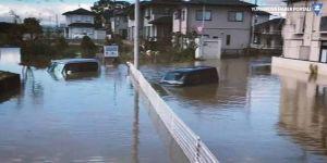 Japonya'da Hagibis Kasırgası: 19 ölü, 100 yaralı, 20 kayıp