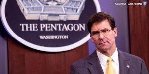 ABD:Bize göre Ypg terör örgütü değil