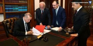 Erdoğan'dan ekonomi ve dış ilişkiler yönetimine yeni atamalar