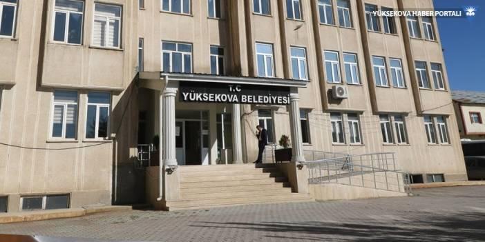 Yüksekova Belediyesi'nden 'yeni içme suyu şebekesi' açıklaması