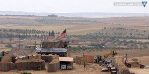 ABD, Kobani'de terk ettiği üssü bombaladı