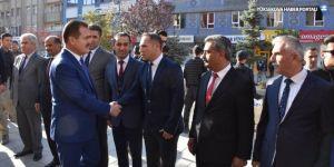Hakkari Belediyesi'ne Vali Akbıyık atandı
