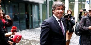 Katalan lider Belçika'da teslim oldu