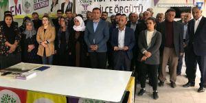HDP'li Dede: Bu halk sizi asla temsilci olarak görmüyor