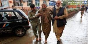 Afganistan'da camiye bombalı saldırı: En az 63 ölü