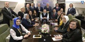 Erdoğan: YPG'nin rejim elbisesinde kalmasına müsaade edilmeyecek