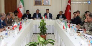 Yüksekova'da Türkiye-İran 52. Alt Güvenlik Komite toplantısı