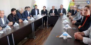 HDP Eş Genel Başkanları Kürt partileriyle bir araya geldi
