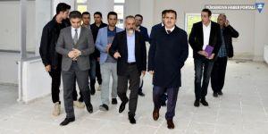 Vali Akbıyık İŞGEM'de incelemelerde bulundu