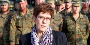 Almanya, Suriye planını NATO'ya sundu