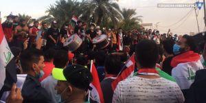 Irak'ta protestolar devam ediyor: 63 ölü, 3 binden fazla yaralı