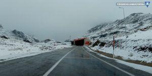 Van'a yılın ilk karı yağdı
