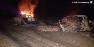 Afrin ve Haseke'de peş peşe saldırılar